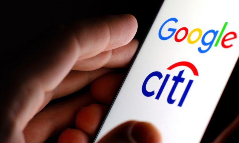 Google veut  bientôt vous proposer des comptes courants