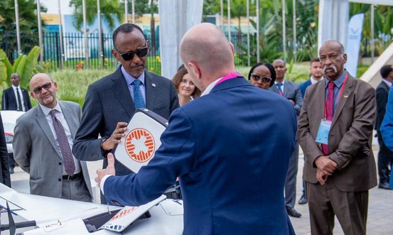 Paul Kagamé : « Nous pouvons fabriquer des drones en Afrique »