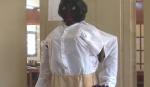 Centrafrique : Des élèves fabriquent un robot humanoïde