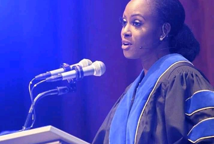 Wendy Okolo, 26 ans et docteur en génie aérospatial