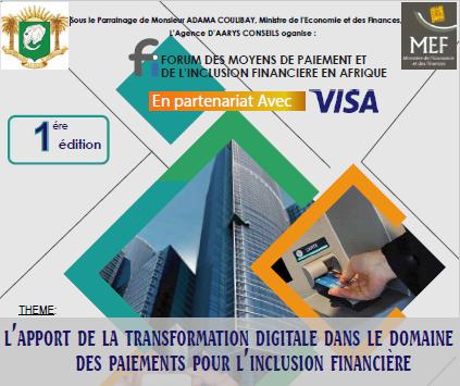 Le Forum INCLUSIF lance sa première édition à Abidjan