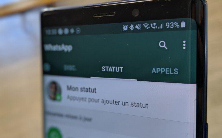 WhatsApp : près de 500 000 conversations accessibles sur Google
