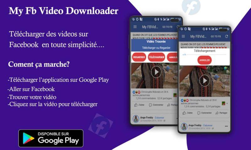 Coders For Togo lance deux applications pour faciliter les téléchargements sur les réseaux sociaux