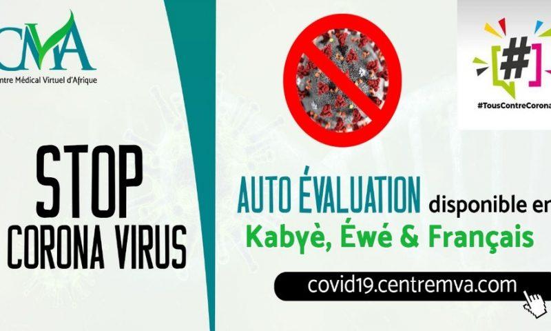 Afrique : Covid-19 CMVA facilite vos pré-tests