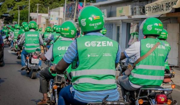 Suspension temporaire des services Zem et Tricycle Gozem au Togo