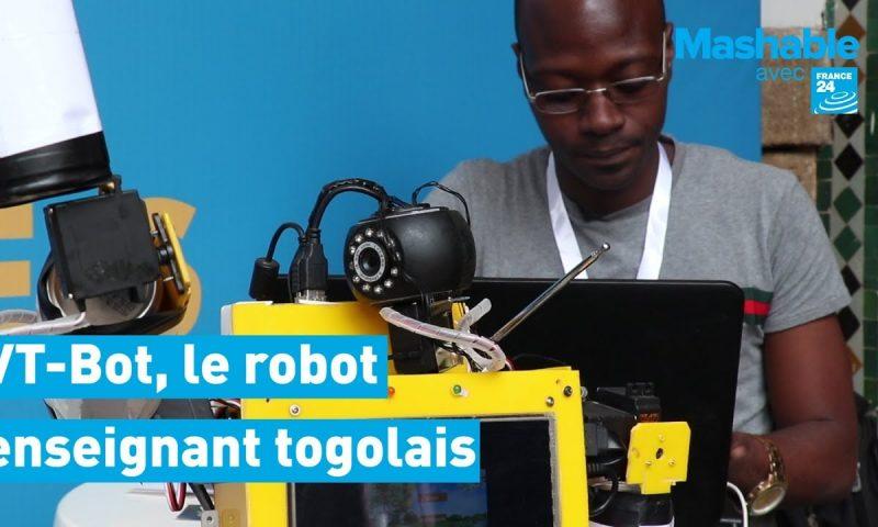 Inventeur du robot-enseignant, Sam Kodo lance un appel au gouvernement togolais