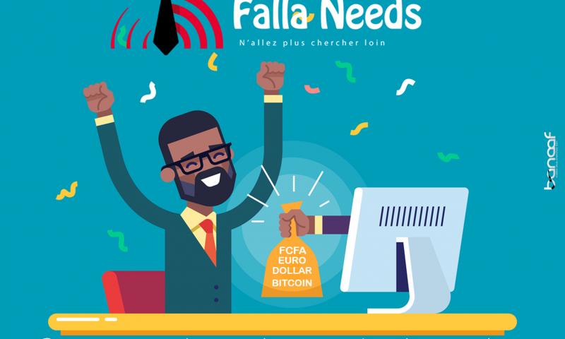 Falla Needs, une plateforme pour vendre ses compétences