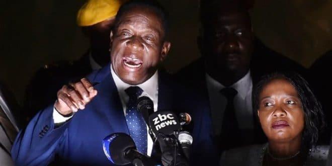Zimbabwe : un opposant en prison pour avoir insulté le président sur WhatsApp