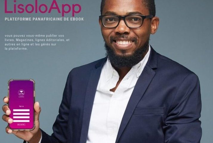 Lisolo App , espace virtuel de lecture et de vente des livres électroniques
