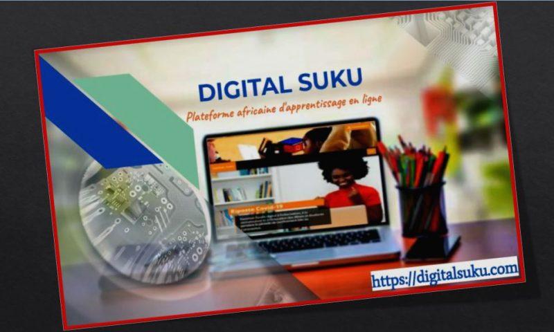 Tech : Digital Suku,  une nouvelle plateforme d'apprentissage en ligne