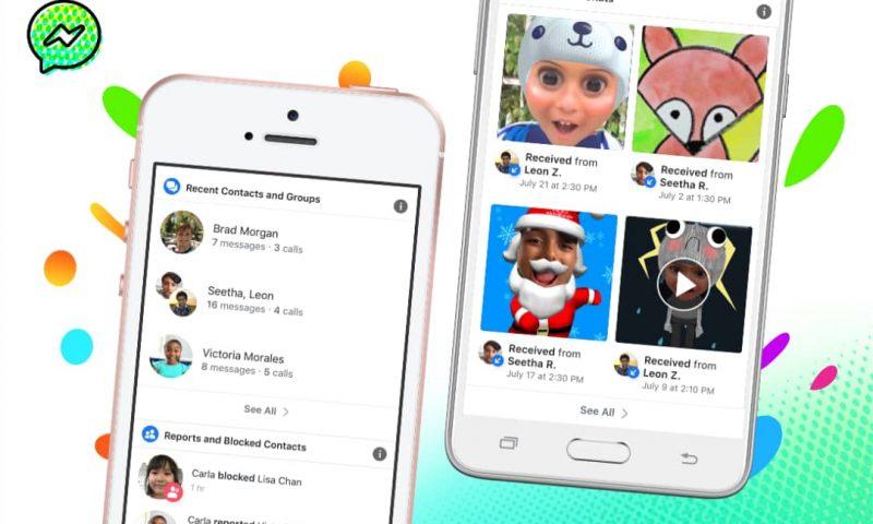 Facebook lance Messenger Kids pour les enfants