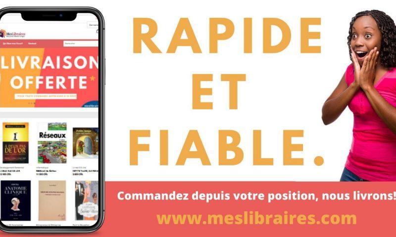 Burkina Faso : ADYX lance « Mes Libraires » une librairie en ligne