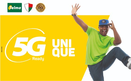 Madagascar a la 5G