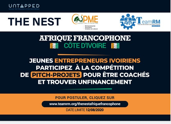 The Nest Afrique Francophone se tourne vers les entrepreneurs ivoiriens
