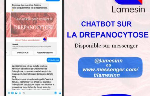 Togo : Lamesin, un chatbot pour lutter contre la drepanocytose