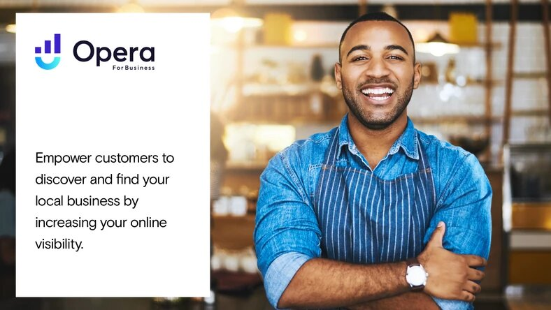 Nigeria : Opera for business lancé en partenariat avec Google