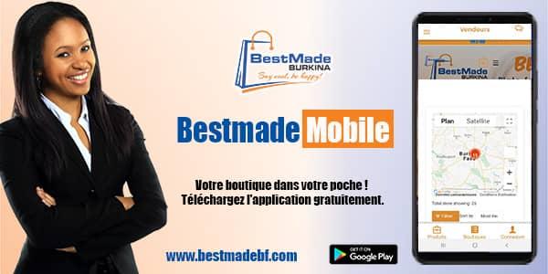 Burkina-Faso : Bestmade se lance dans l'e-commerce