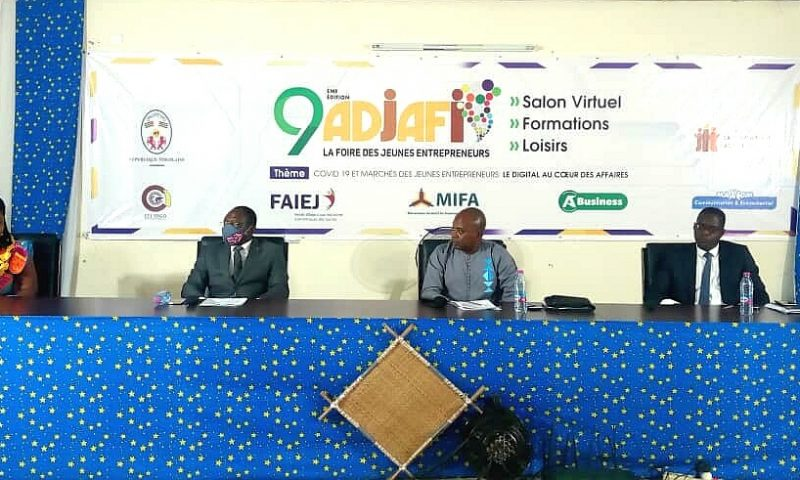 Togo : 500 000 visiteurs attendus à la foire numérique Adjafi