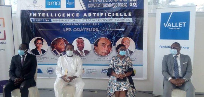 Bénin: 500 jeunes formés sur l'intelligence artificielle