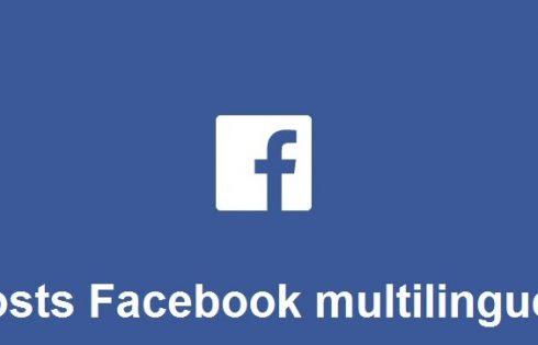 Facebook lance un outil de traduction instantanée