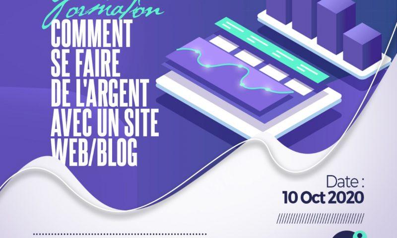 Comment se faire de l'argent avec un site web ou un blog ?
