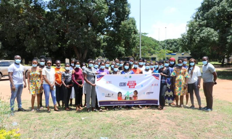 Togo: Un camp de Robotique pour des jeunes filles lycéennes