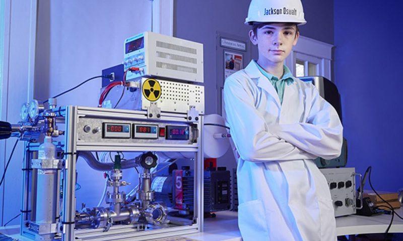 Record Guinness : Un ado de 12 ans réussit une réaction de fusion nucléaire