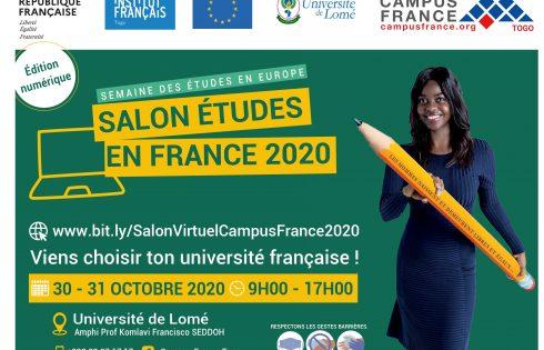 Togo : Campus France lance son salon virtuel
