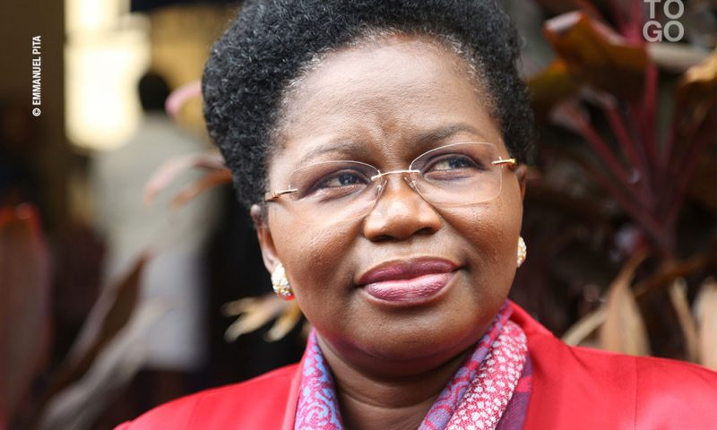Togo/Victoire Tomegah-Dogbé : «Nous allons créer une banque digitale»