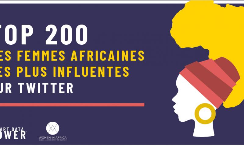 Afrique : voici les 200 femmes les plus influentes sur Twitter
