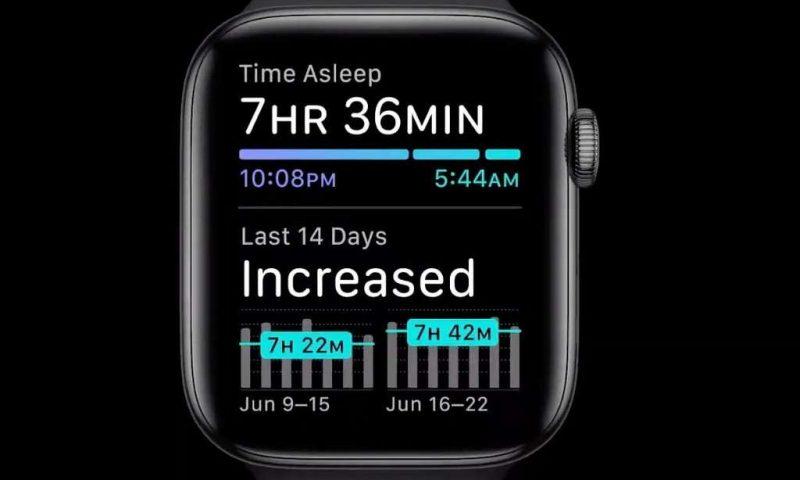 Apple Watch préviendra bientôt les cauchemars