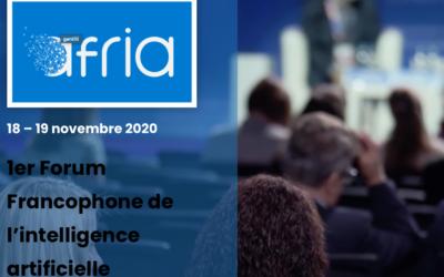 Afria Organise Un Forum Francophone Sur L Intelligence Artificielle Tech En Afrique