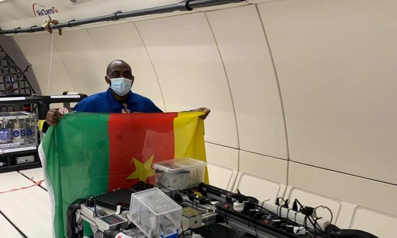 Un Camerounais dans l'espace grâce à l'agence spatiale européenne