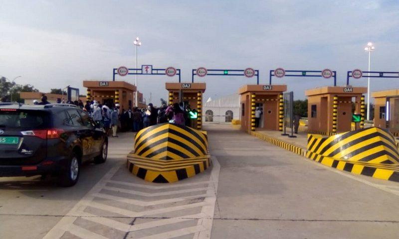 Le Togo automatise des postes de péage