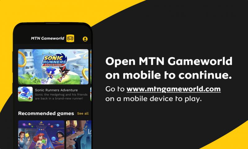 Nigeria : MTN lance bientôt sa plateforme de jeux vidéos