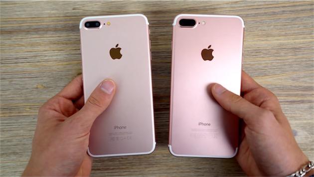Voici comment distinguer un vrai iPhone d'un faux