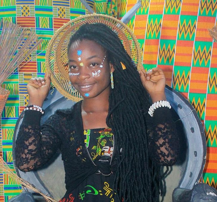 - Adjo Edwige Mensah - Togo : top 10 des profils à suivre sur les réseaux sociaux