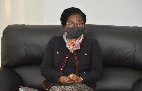 Le PM Victoire Tomegah-Dogbé dénonce l'usurpation de son identité sur internet