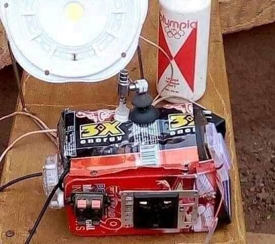 Un élève de CM2 crée un moteur avec du jus de citron comme carburant